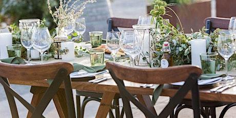 Join Bricoleur Vineyards for their Wine Dinner Series tickets