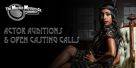 Open Casting Calls! tickets