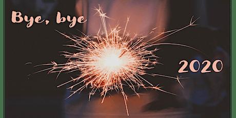 Bye, bye 2020 - Der persönliches Jahresabschluss Tickets
