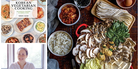 Korean Vegetarian Cooking tickets