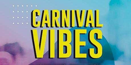 CARNIVALVIBES! VIRTUAL SOCA DANCE CLASS tickets