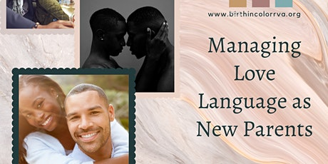 How to maintain your love language as new parents tickets