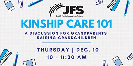 Kinship Care 101 tickets