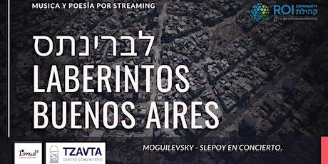 Laberintos Buenos Aires entradas