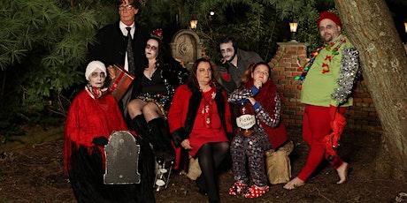 """""""A Rude Holiday Carol"""" Ghost Walk """" tickets"""