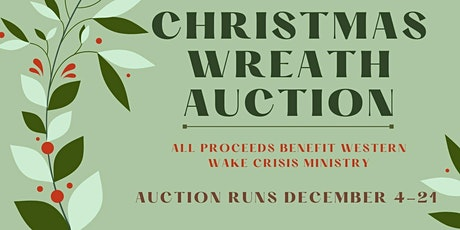 Christmas Wreath Auction Opening Night tickets