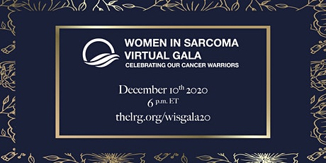 Women in Sarcoma Virtual Gala tickets