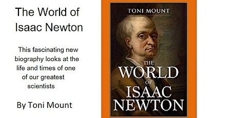 The World of Isaac Newton with Tony Mount tickets