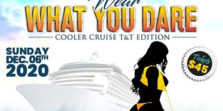 WEAR WHAT YOU DARE BREAKFAST BOATRIDE tickets
