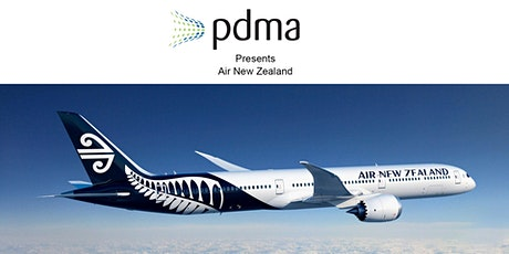 Innovation in the Air - A PDMA-NZ Event with Air New Zealand