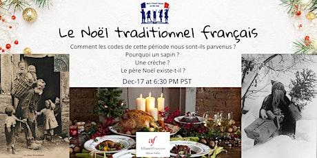 Le Noël traditionnel français tickets