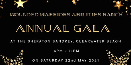 WWAR ANNUAL GALA 2021 tickets