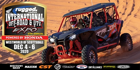 6th Annual International Off-Road & UTV Expo tickets
