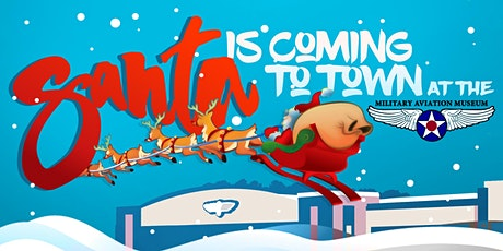 Santa's Coming to Town! tickets