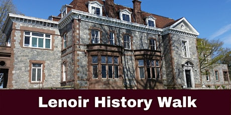 Lenoir History Walk tickets