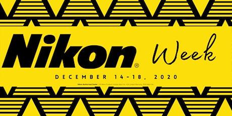 Nikon Week - Landscape Photography tickets