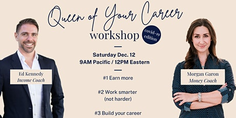 Queen of Your Career Workshop: COVID-19 Edition for Women tickets
