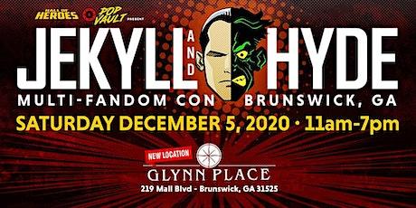 Jekyll & Hyde Con MAIN EVENT tickets