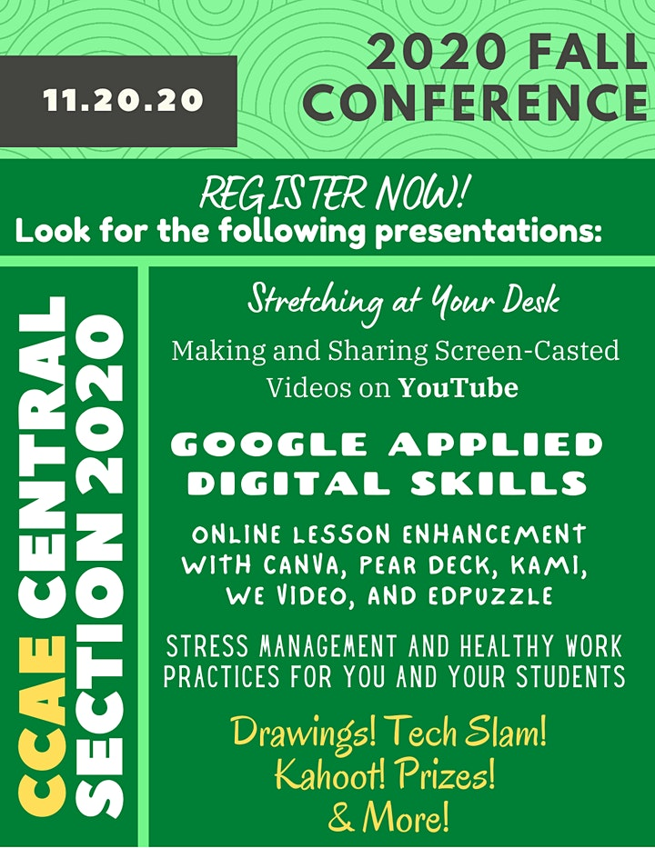 CCAE Central Section Fall Conference image