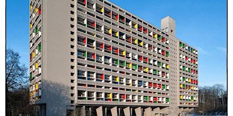 Balade en ligne: L'œuvre de Le Corbusier billets