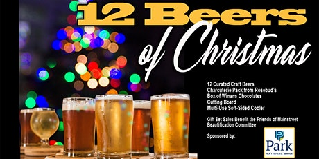 12 Beers of Christmas tickets