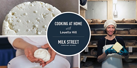 Cooking at Home with Louella Hill: Cream Cheese Dreams tickets