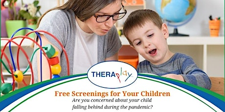 Theraplay Princeton Free Screenings for Your Children tickets