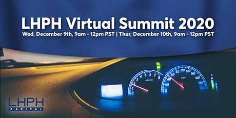 LHPH Virtual Summit 2020 tickets