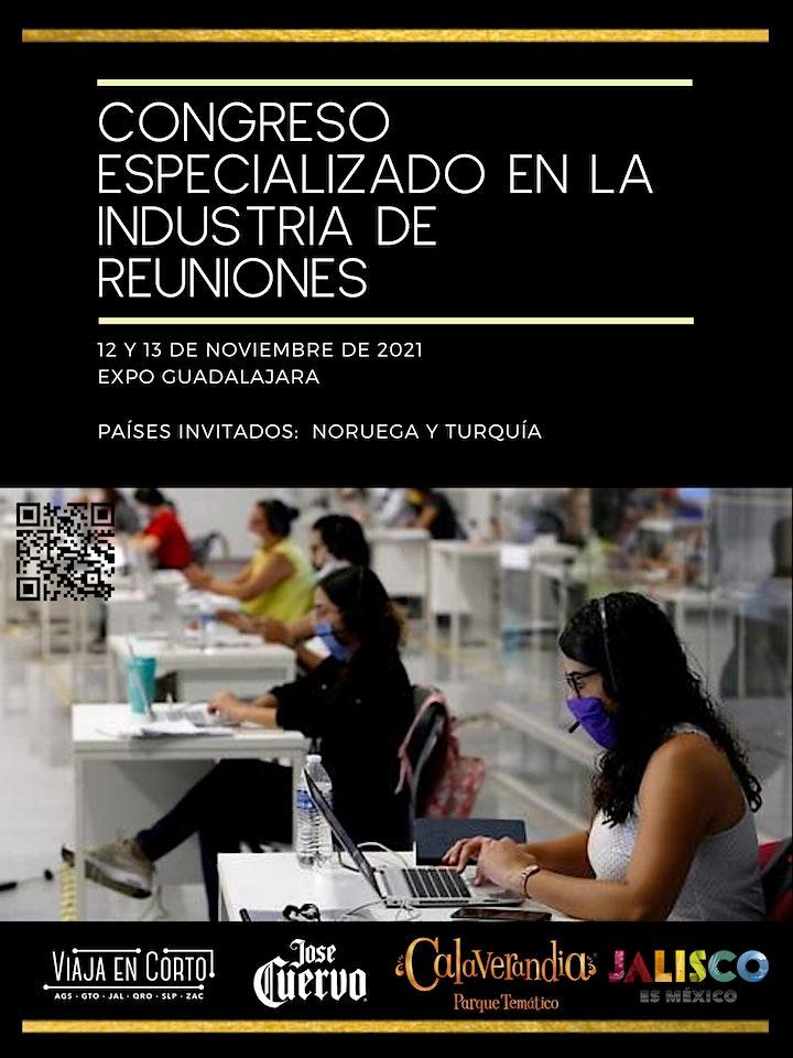 Imagen de 1er Congreso Especializado en la Industria de Reuniones
