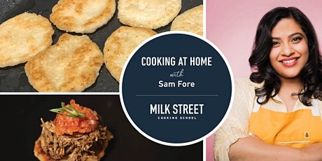 Cooking at Home with Sam Fore: Sri Lankan Bites tickets