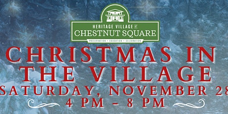 Christmas in the Village tickets