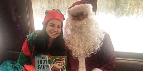 Storytime Trolley with Santa & Elf tickets