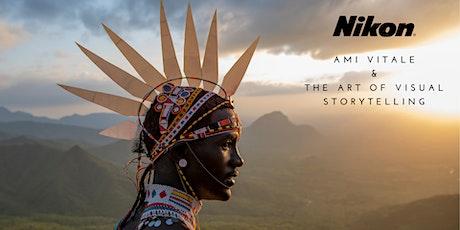 Nikon Week Presents Ami Vitale & The Art of Visual Storytelling tickets