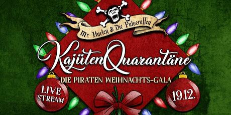 KajütenQuarantäne · Die Piraten Weihnachts-Gala Tickets