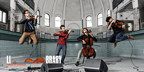 vision string quartet [CONCERT] tickets