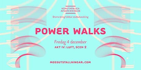 POWER WALKS: LUFT tickets