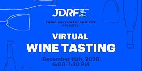 JDRF Emerging Leaders Committee Wine Tasting tickets