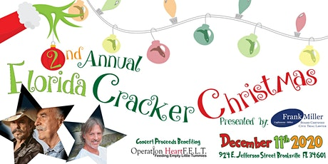 FLORIDA CRACKER CHRISTMAS - The Bellamy Brothers & Darryl Worley tickets