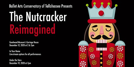 The Nutcracker Reimagined tickets