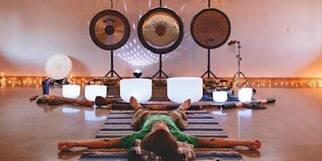 Gong Bath Sound Healing: Full Moon tickets