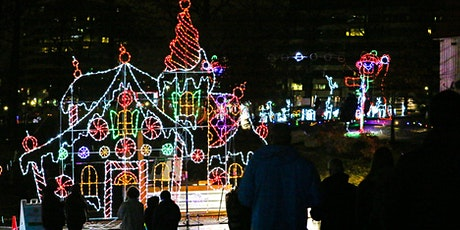 Festive Families: A Walk Through Symphony of Lights tickets