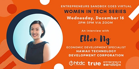 Women in Tech: An Interview with Ellen Ng tickets