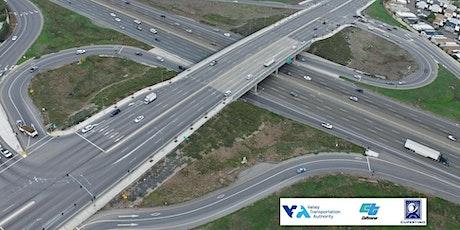 I-280/Wolfe Road Interchange Improvement Project: Virtual Open House tickets