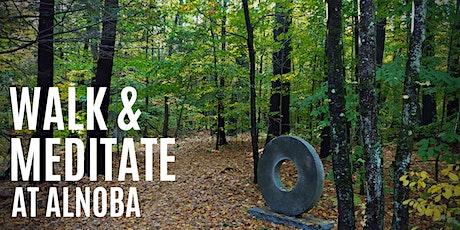 Walk and Meditation at Alnoba tickets