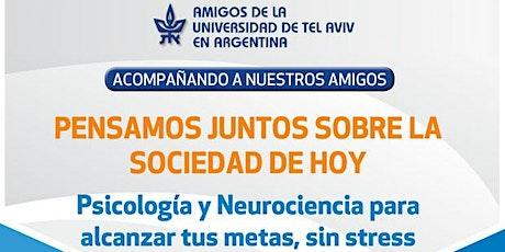 PSICOLOGIA Y NEUROCIENCIAS PARA ALCANZAR TUS METAS, SIN STRESS entradas
