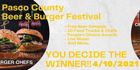 Pasco County Beer & Burger Festival tickets