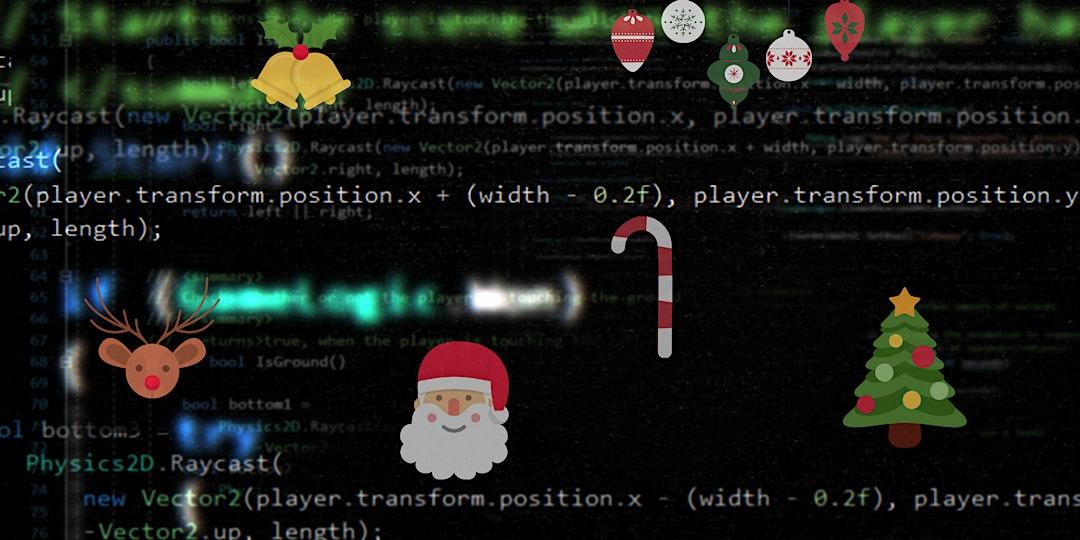 Digitaler Adventskalender - Weihnachtliche Programmierung für Anfänger