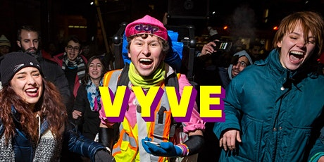 The Underground Experience   by VYVE   NYE Vancouver tickets