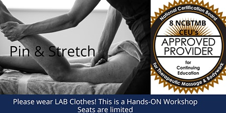 Pin & Stretch Techniques tickets