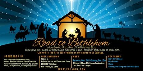 Road to Bethlehem tickets